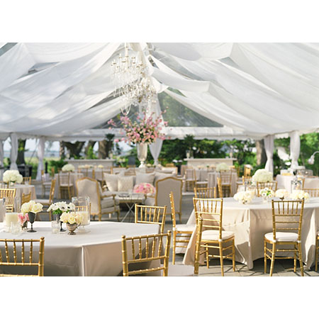 Wedding Tent Fabric - 5-1