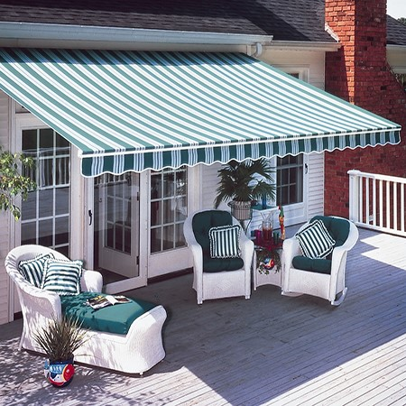 Outdoor Awning Fabric - 1-2