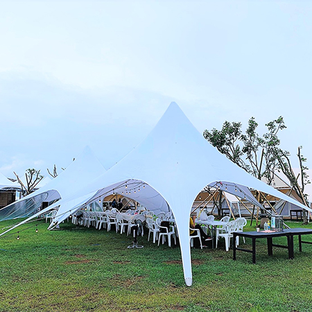 Catering Tent - 4-6