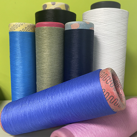 Polyester Dyed Yarn - 10-2